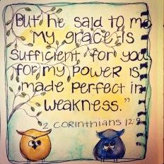 Corinthians 12:9