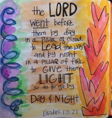 Exodus 13:21