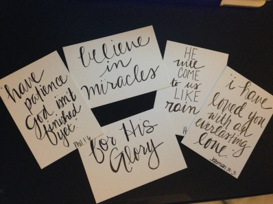 Faith Notes